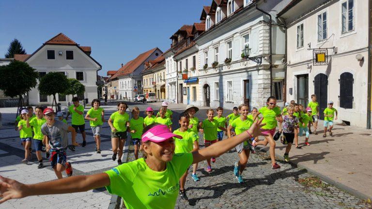 Triatlonski klub UTRIP v Kamniku